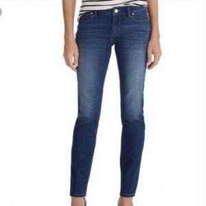WHBM Low Rise Skinny Leg Jeans